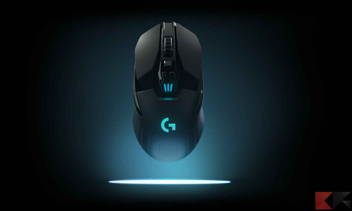 mouse gaming logitech 2