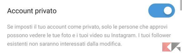 non farsi spiare instagram 3