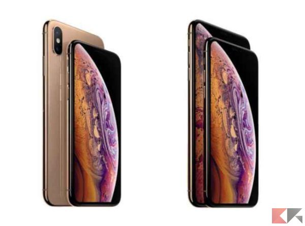 iPhone XS e XS Max da 512GB garantiscono ad Apple un maggior