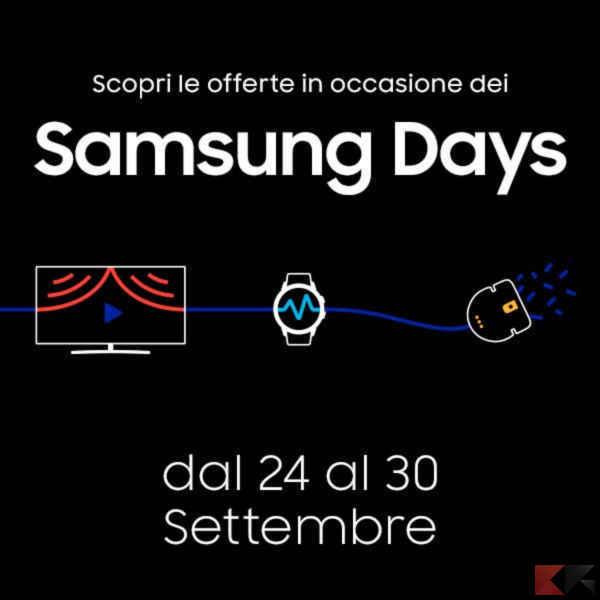 Promo Amazon della settimana: sconti su prodotti Samsung e p