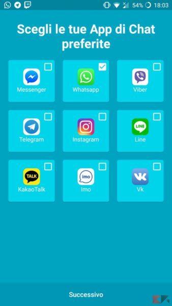Come vedere messaggi eliminati di WhatsApp