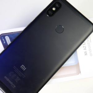 Xiaomi Mi A2 lite design