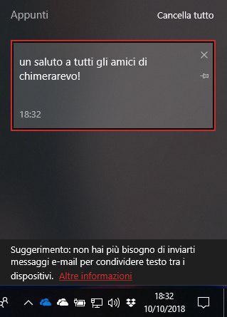Appunti Windows 10 3