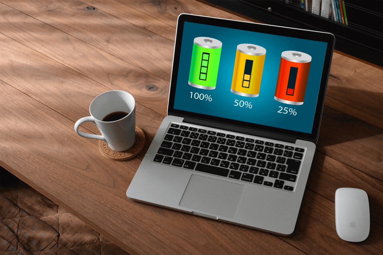 Come aumentare la durata della batteria del portatile