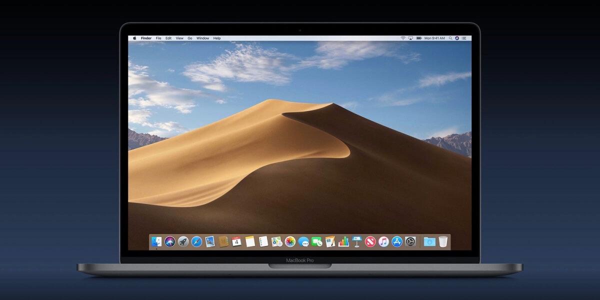 Come installare macOS Mojave da USB