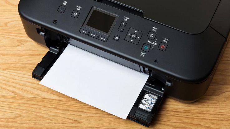Come installare una stampante