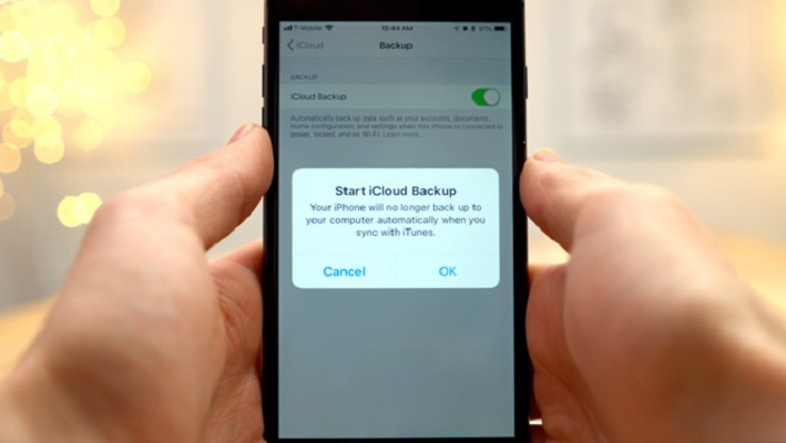 Come recuperare password backup iPhone