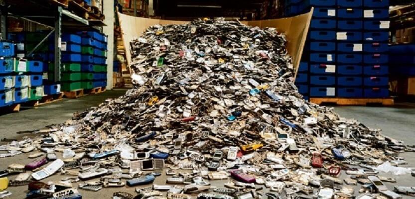 Come smaltire i rifiuti elettronici