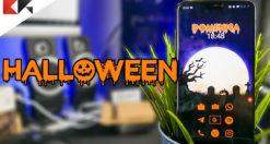 Personalizzazione Android #7 Halloween