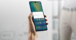 Huawei-mate20-x-emui-Memo-bg