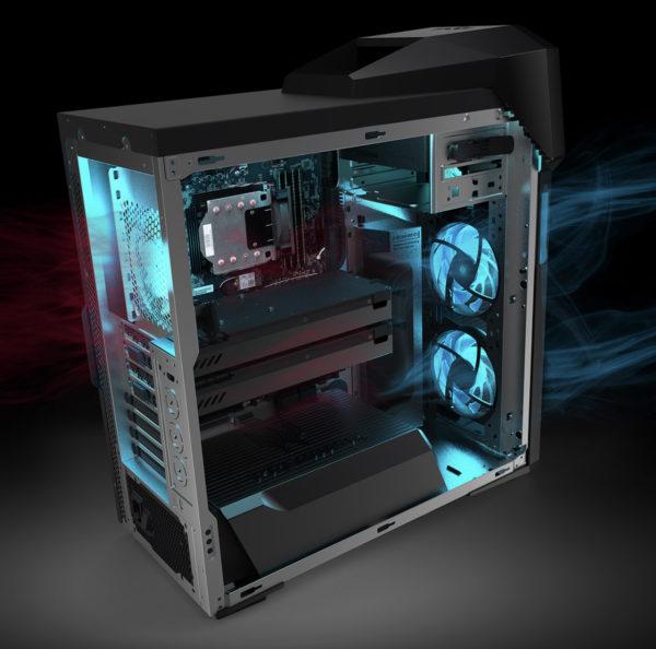 Acer predator orion i nuovi pc desktop mostri di potenza for Case futuristiche