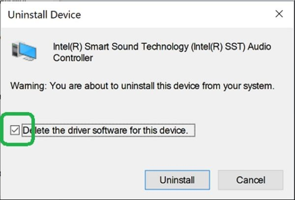 driver audio windows 10