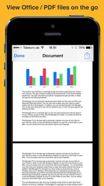 file manager ios