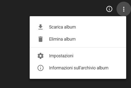 google archivio