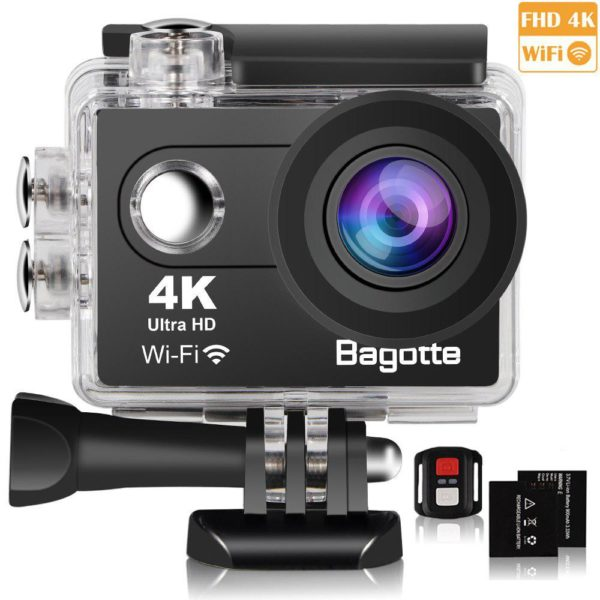 action cam 4k wifi