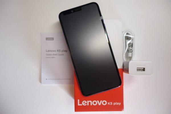 Lenovo K5 Play