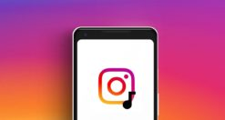 video con musica su Instagram