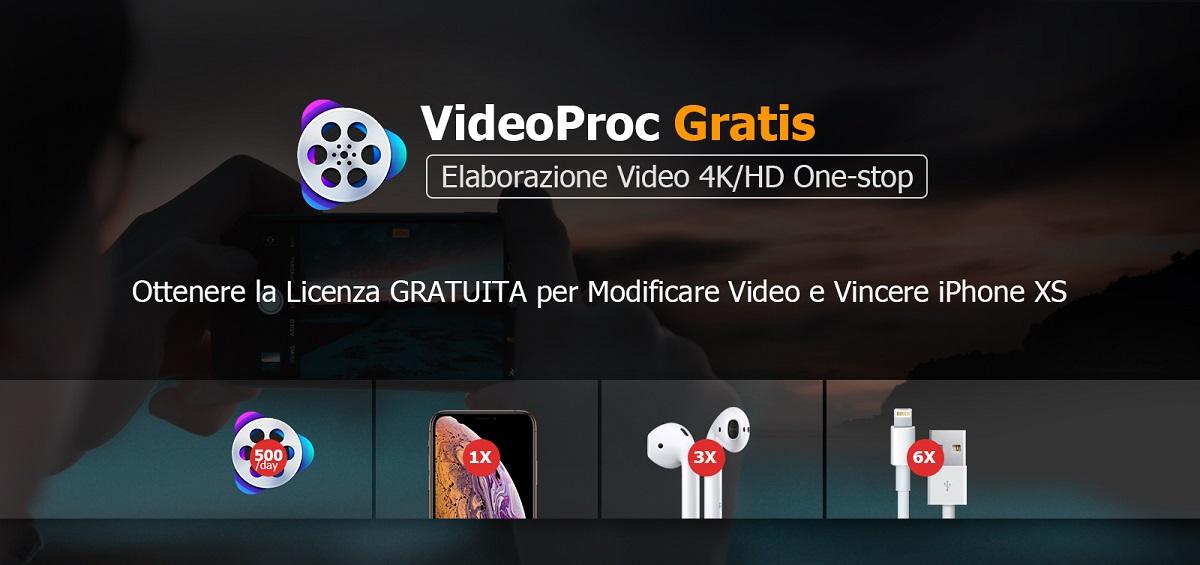 videoproc contest