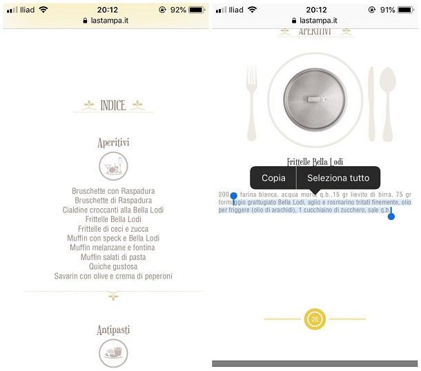 App per copiare testo da PDF su smartphone 2