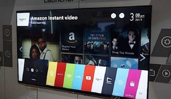 Come aggiornare Smart TV LG