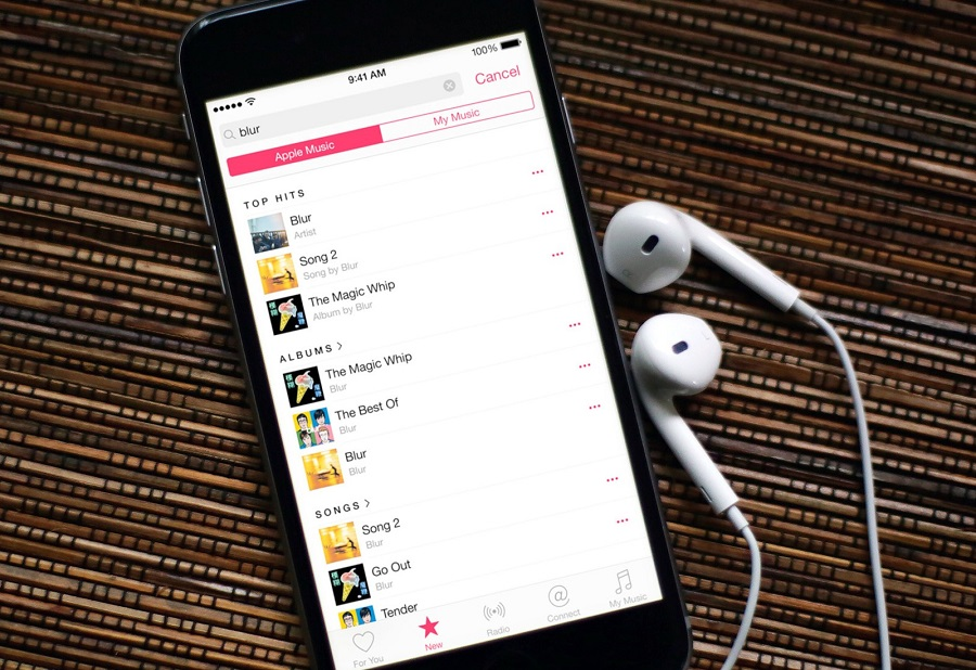 Come ascoltare musica su iPhone