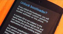 Come capire se il bootloader Android è bloccato o sbloccato