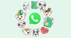 Come inviare sticker WhatsApp