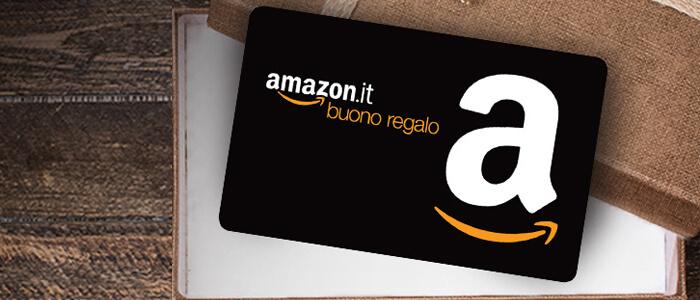 Come riscattare un buono Amazon