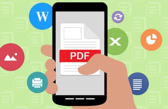Come salvare PDF su Android