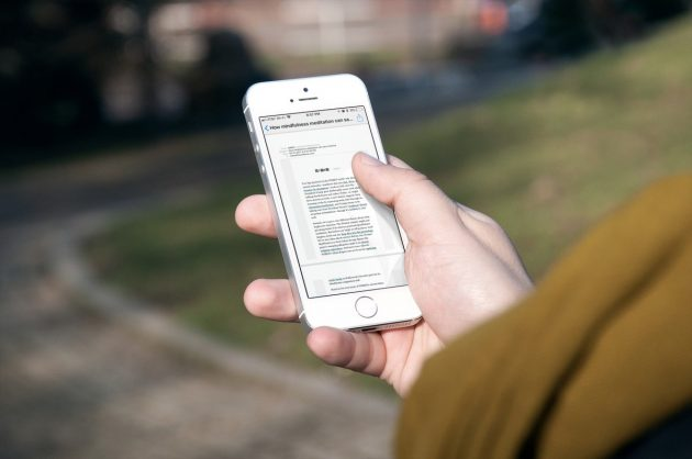 Come salvare PDF su iPhone e iPad