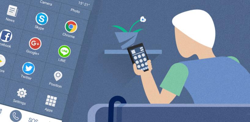 I migliori launcher Android per anziani