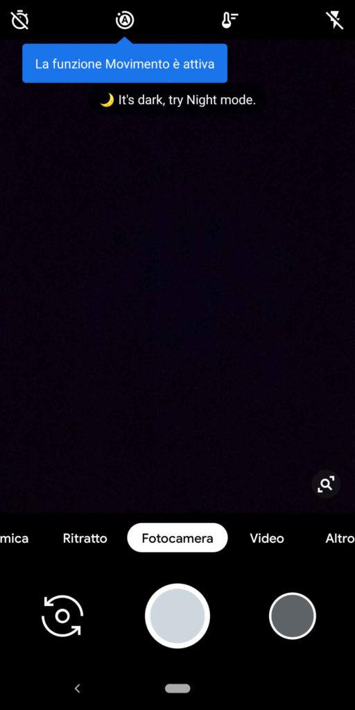 Night Mode Pixel 3 1