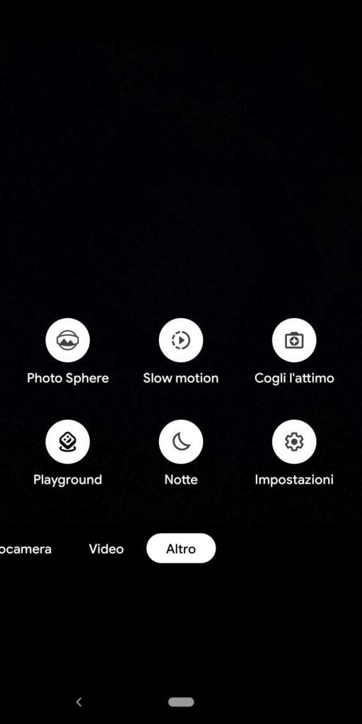 Night Mode Pixel 3 2