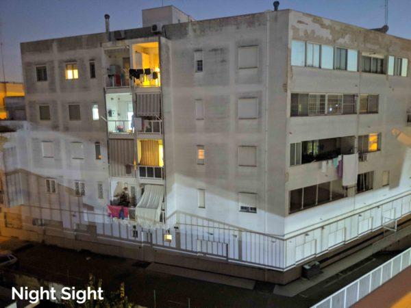Night Sight Pixel 3 6