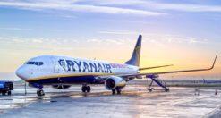 Ryanair down