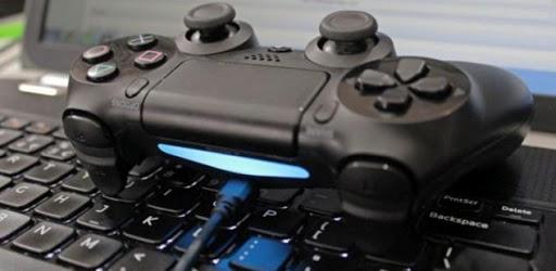 collegare joystick ps4 a pc