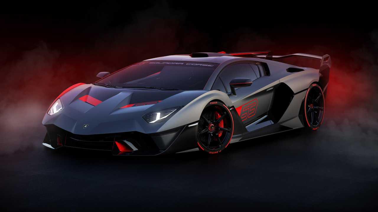 Lamborghini Sc18 Porta L Aventador A Nuovi Livelli