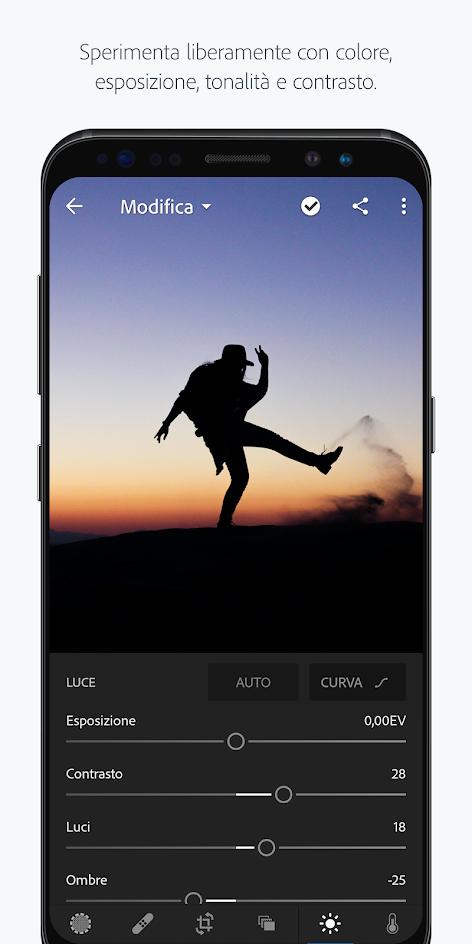Come scattare foto RAW su Android