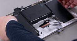 macbook air sostituzione batteria