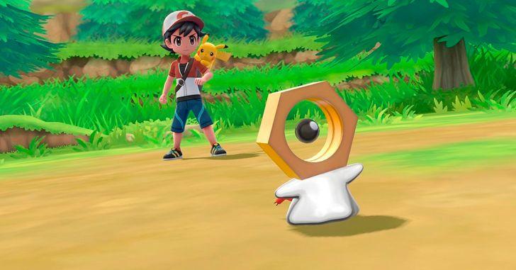 meltan pokémon lets go