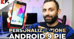 personalizzazione Android Pie