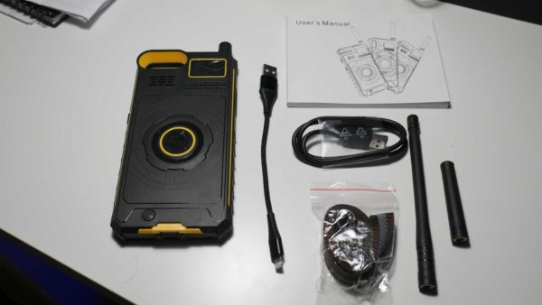 No.1 IP01 recensione review walkie talkie cover iPhone