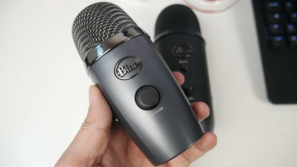 Blue Yeti Nano microfono USB