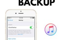 Come fare backup iPhone su Mac
