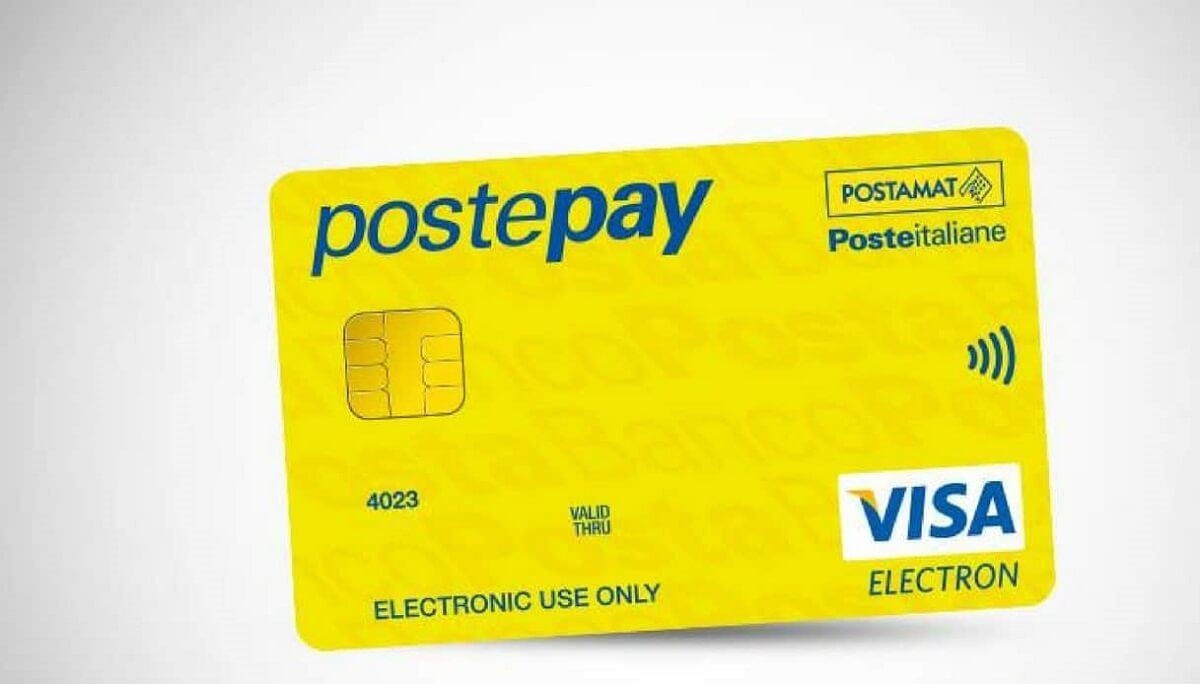 Come recuperare password PostePay
