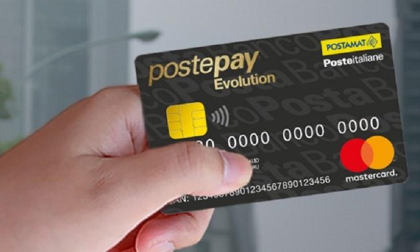 Come recuperare password carta PostePay