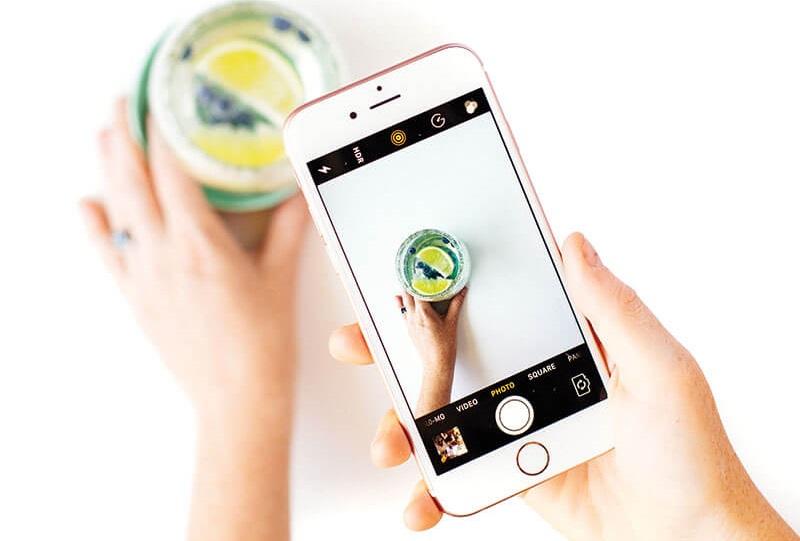 Come rimpicciolire le foto sulle storie Instagram