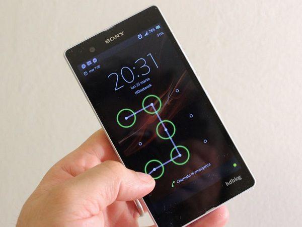 Come togliere il blocco schermo su Android