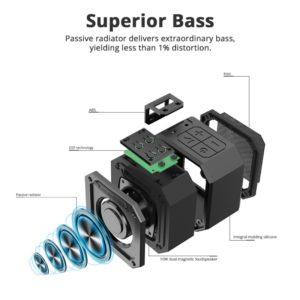 element groove bluetooth speaker 1 1