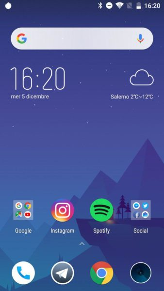 Elephone soldier recensione review